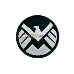 Ecusson SHIELD Marvel - PVC avec scratch
