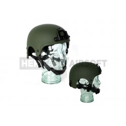 Casque d'airsoft IBH - Olive - Big Dragon