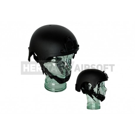 Casque d'airsoft IBH - Noir - Big Dragon