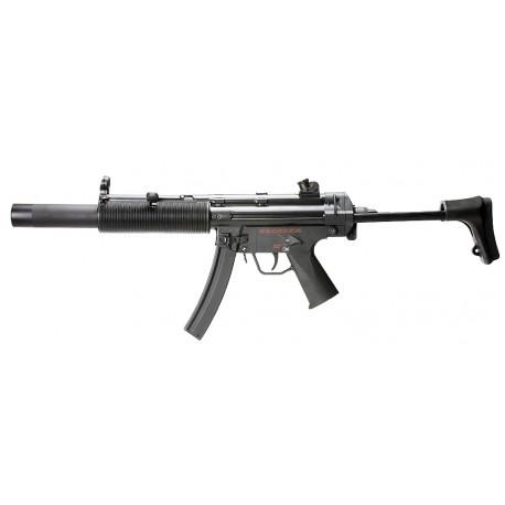 SR5-SD6 - Acier - (réplique de MP5 SD6) - SRC