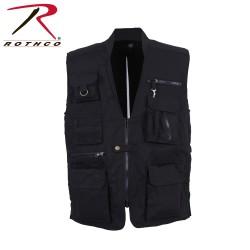 Veste de chasse été - Noir - Taille M - Rothco