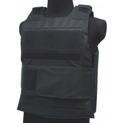 Airsoft bullet proof Vest Black