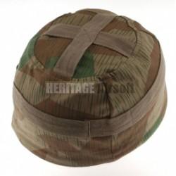 Couvre-casque para allemand grand éclats - Splittermuster / Splinter B (repro)