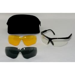 Puma protective oculars - complete set
