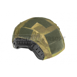 Couvre casque d'airsoft - FAST - A-TACS FG - Invader Gear