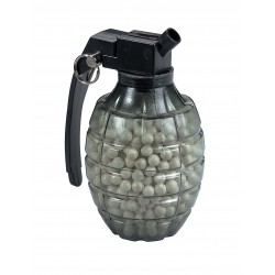 Biberon grenade billes - 0,12g - non biodégradable - Battle Cleared