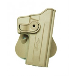 Holster rigide Roto Sig Sauer P226 + support ceinturon - Tan - IMI Defense