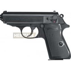 Walther PPK culasse métal réplique à ressort [ Spring ] + Offert : Grenade Biberon de Billes