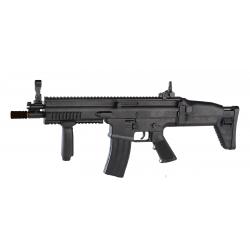 FN Herstal SCAR L réplique de pistolet d'airsoft à ressort [ Spring ] + Offert : Grenade Biberon de Billes