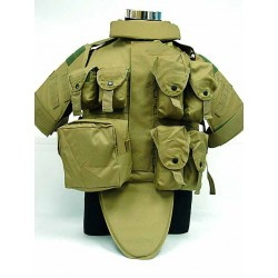 OTV Vest with MOLLE Pouch