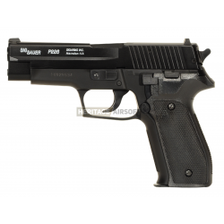 Sig Sauer P226 culasse métal réplique de pistolet d'airsoft à ressort [ Spring ] + Offert : Grenade Biberon de Billes