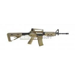 SR4 (réplique de fusil d'assaut M4) - Désert - SRC