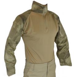 Chemise tactique type UBAC camouflage ATACS FG - 101 INC