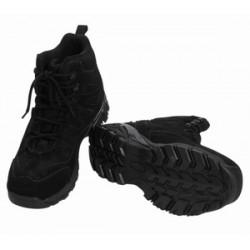 Chaussures tactiques mi basses - noir