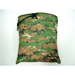 Dump pouch digital woodland