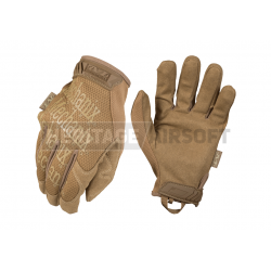 Gants d'airsoft Mechanix The Original Coyote