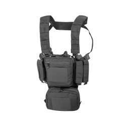 Mini Chest Rig - Cordura - Noir - Helikon