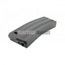 [REAL-CAP] Chargeur M4 M16 plastique - 30 billes - noir