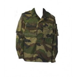 Veste chemise Guerilla - Centre Europe - Gilbert Production