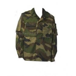 Veste chemise Guerilla - Centre Europe - Gilbert Production Taille
