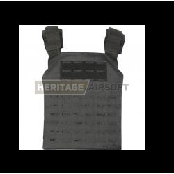 Lightweight Carrier Porte plaques Lazer cut noir - Viper
