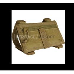 Porte carte tactique de poignet Coyote - Viper