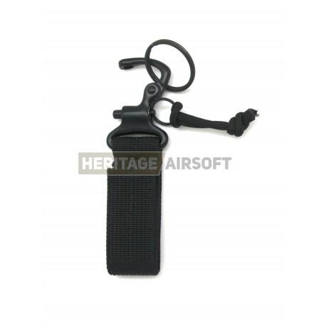 Boucle attache rapide noir - Viper - Heritage Airsoft cc826425942