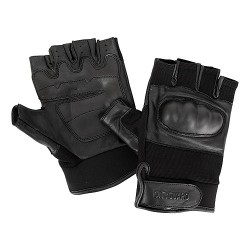 Assault Mitts knuckle protection Black