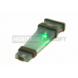 Vlight Lampe Wicked troops Vert Element