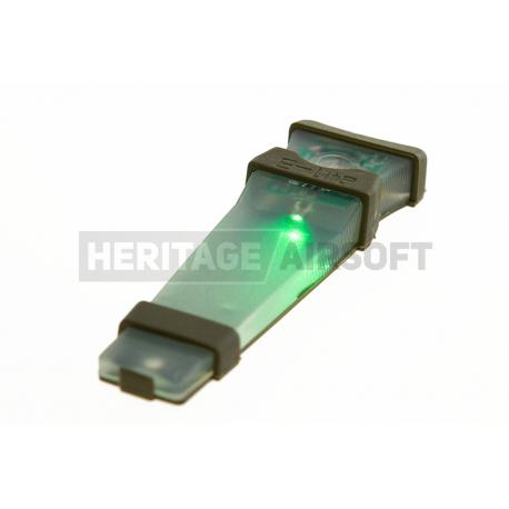 Vlight Lampe Wicked troops Vert Element