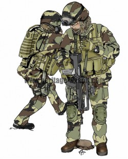 Tenues Airsoft France
