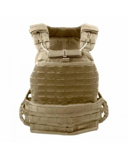 Tactical vests, chest-rig and plate-carrier