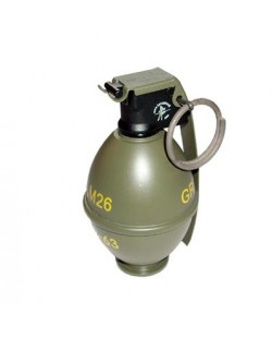 Dummy grenade and Bomb