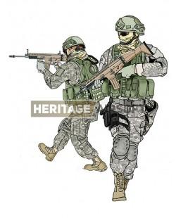 Tenue Airsoft : Ranger Warfare
