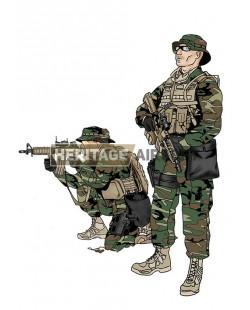 Tenue Airsoft : Navy SEAL