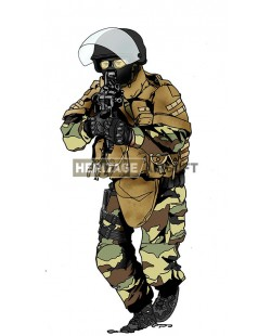 Tenue Airsoft : CPA 10 (Commando Parachutiste Air)