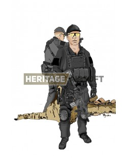 Tenue Airsoft : Urban Contractor