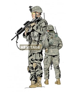 Tenue Airsoft : Démineurs Digital UCP