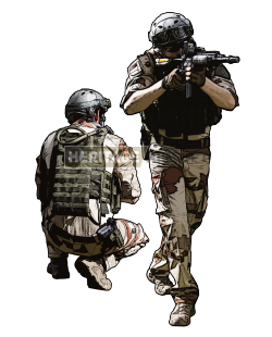 Tenue Airsoft : Daguet guerilla 2016