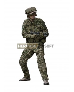 Tenue Airsoft : Rebelle d'Endor