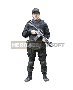 Tenue Airsoft : X-Files Saison 1