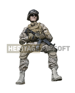 Tenue Airsoft : Outpost 37