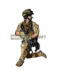 Tenue Airsoft : US Airsoft Commando