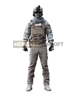 Airsoft Outfit : Desert Operator