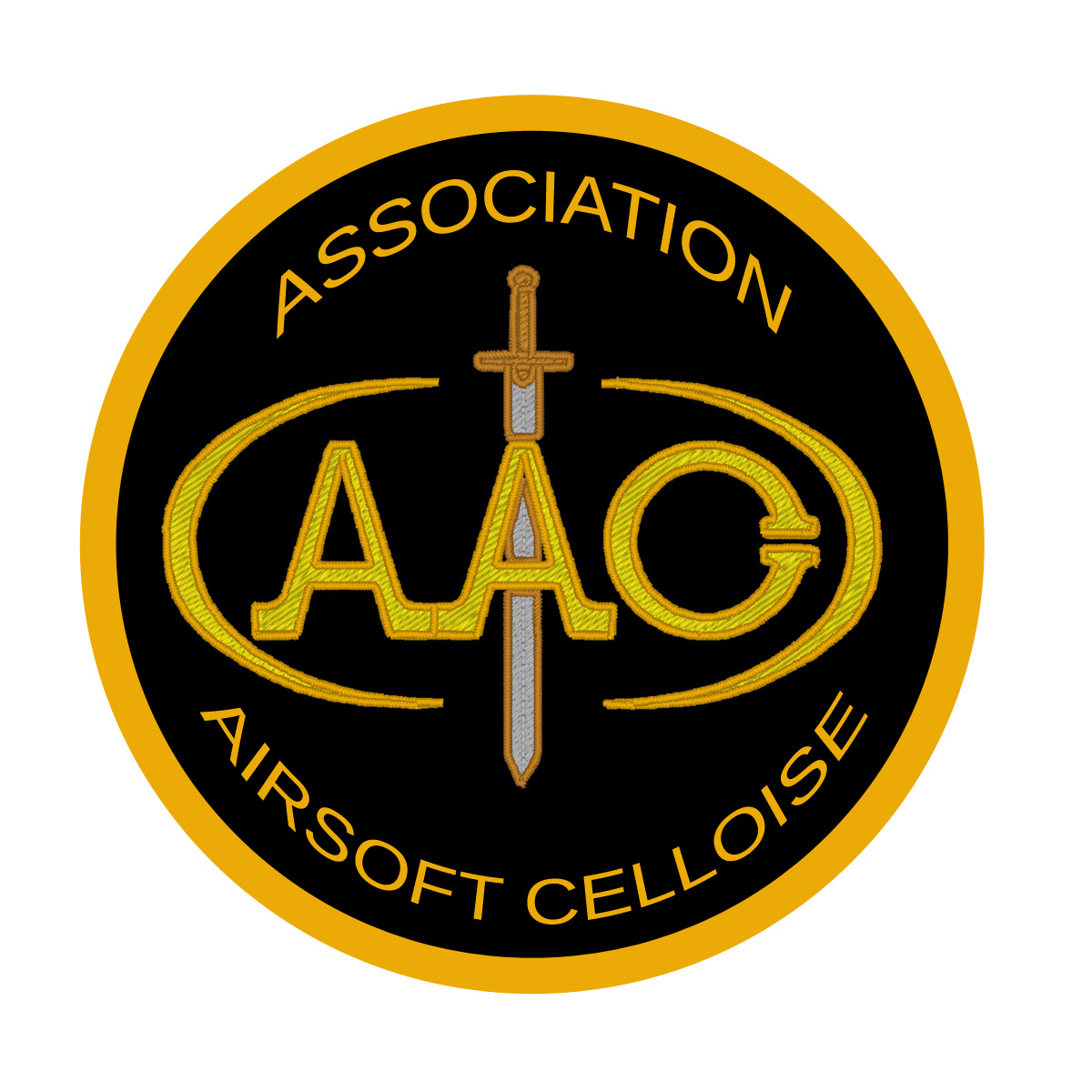 logo Association d'Airsoft Celloise (AAC)