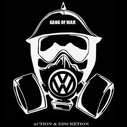 logo Gang of War (GOW)