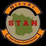 logo Squad Tactique d'Airsoft Nivernaise (STAN)