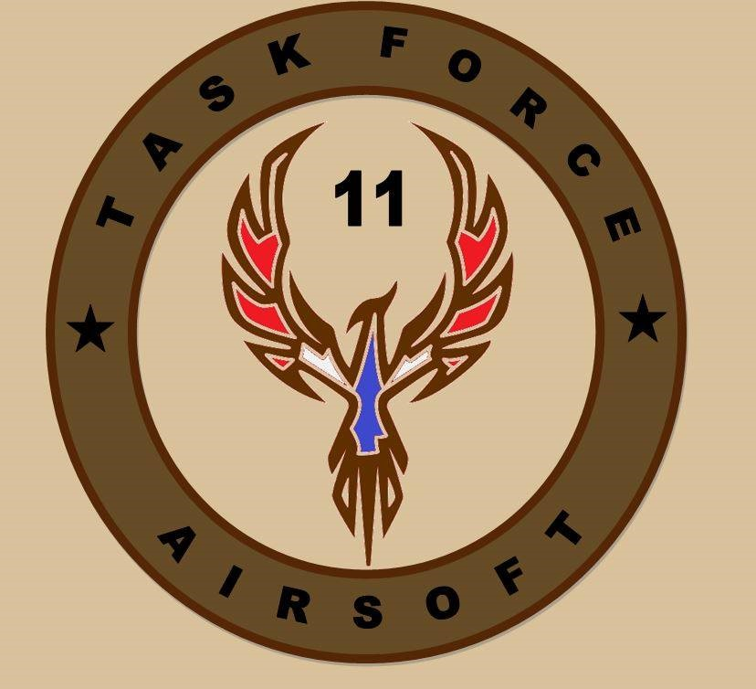 logo Task force Airsoft 11