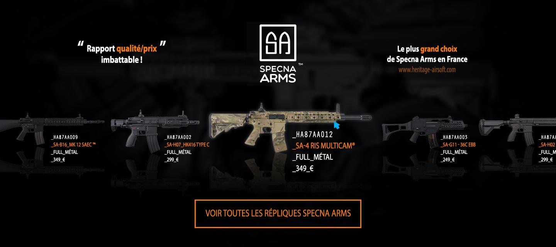New Specna Arms