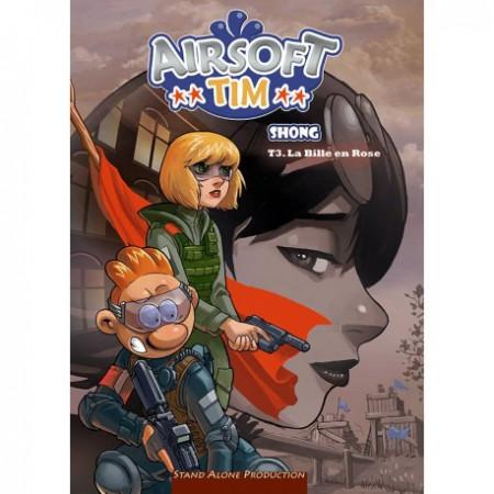 Airsoft TIM : la BD de l'Airsoft en vente chez Heritage-Airsoft